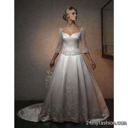 Traditional bridal gowns review