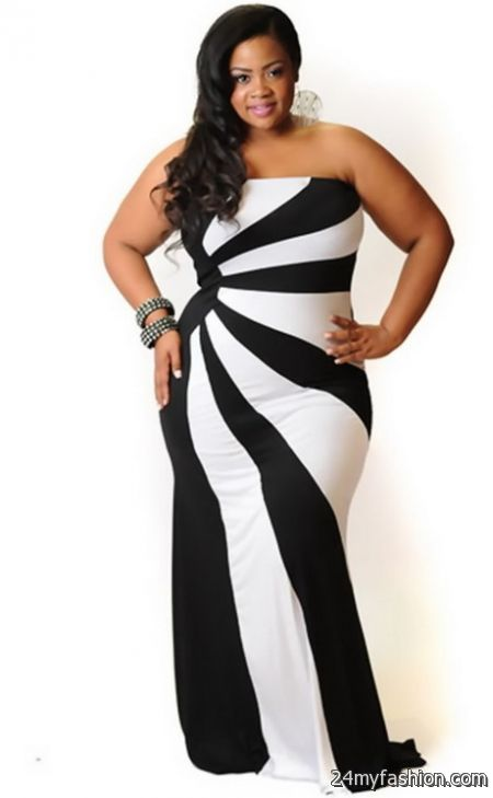 Trendy plus size women clothing