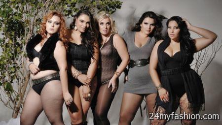 Trendy plus size women clothing