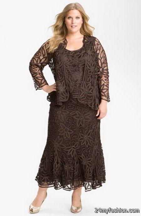 Unique plus size dresses