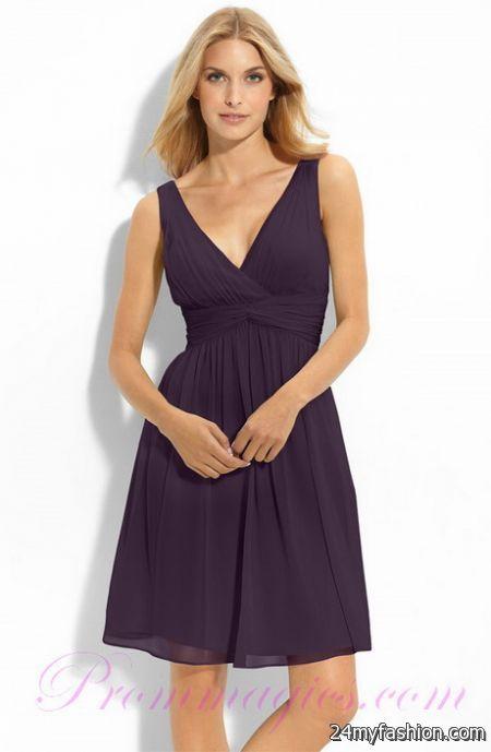 V neck cocktail dresses review