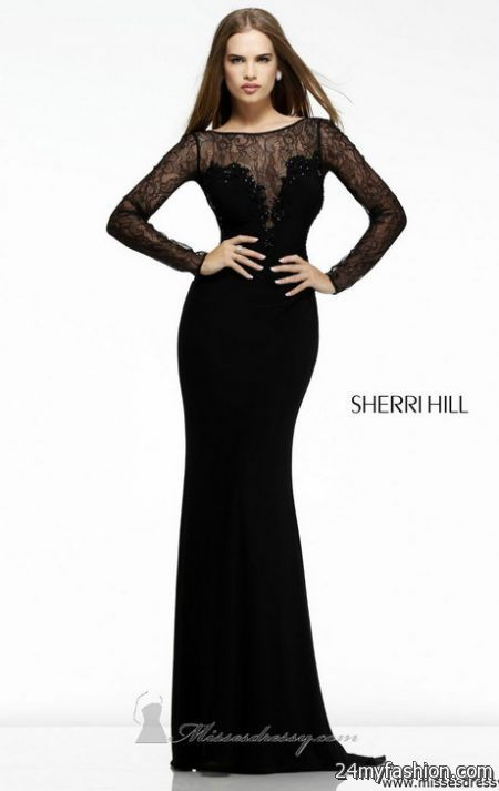 Velvet black dress review