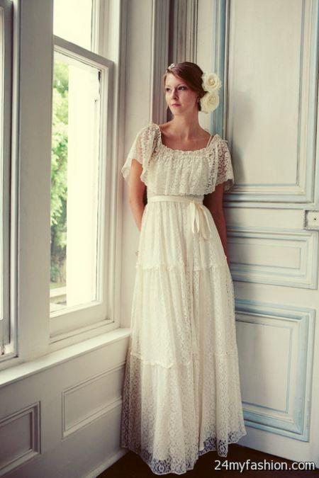 Vintage dress wedding review