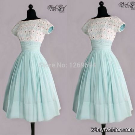 Vintage graduation dresses review