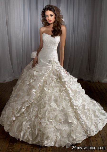 Wedding dress beautiful