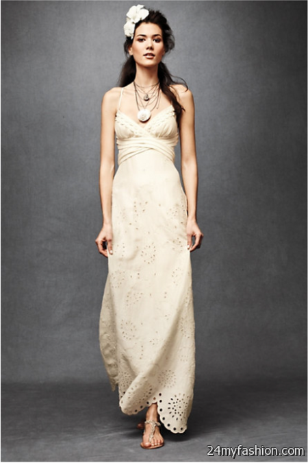 Wedding dress bhldn review