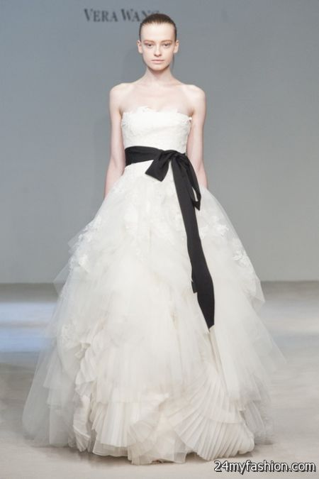 Wedding dress vera wang review