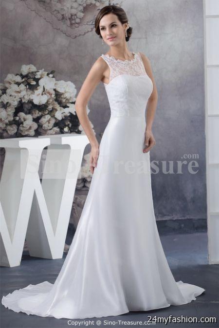 Wedding dresses a line review
