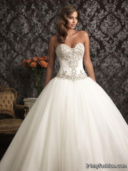Wedding dresses ball dresses