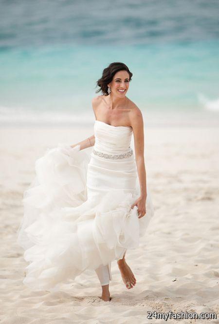 Wedding dresses for beach review