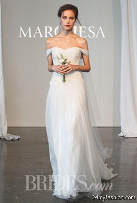 Wedding dresses for spring