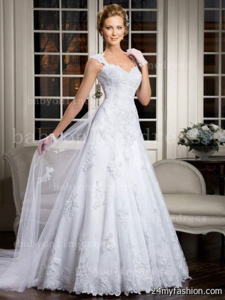 Wedding dresses new