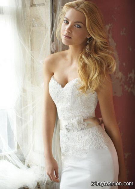 Wedding dresses style