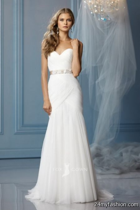 Wedding dressing review