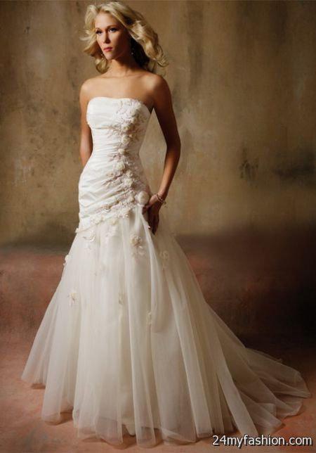 Wedding gown dress review