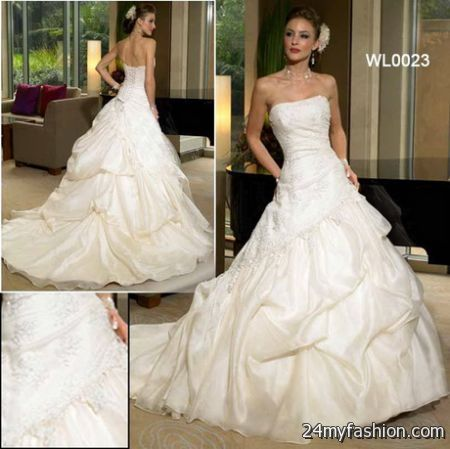 Wedding gowns china