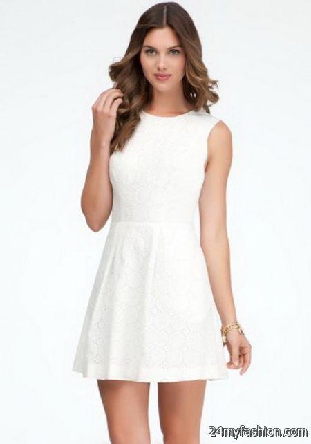 White day dresses