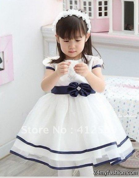 White dress for baby girl review