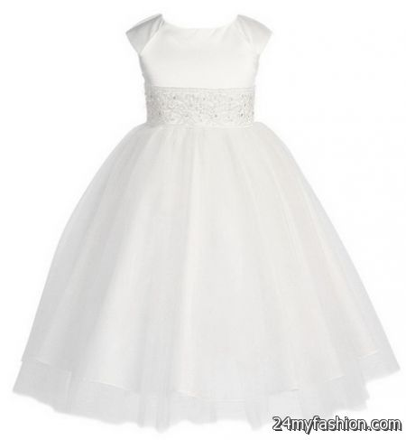 White dress for kids review