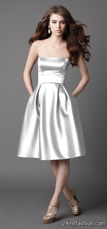 White graduation dresses review