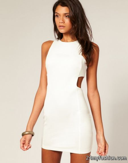 White little dress review