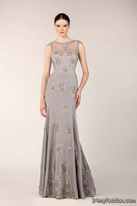 Winter evening gowns review