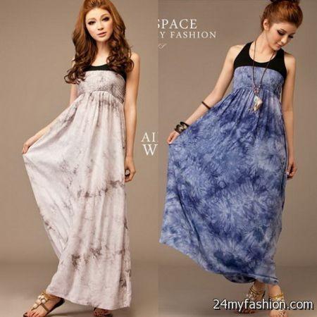 Women maxi dresses review