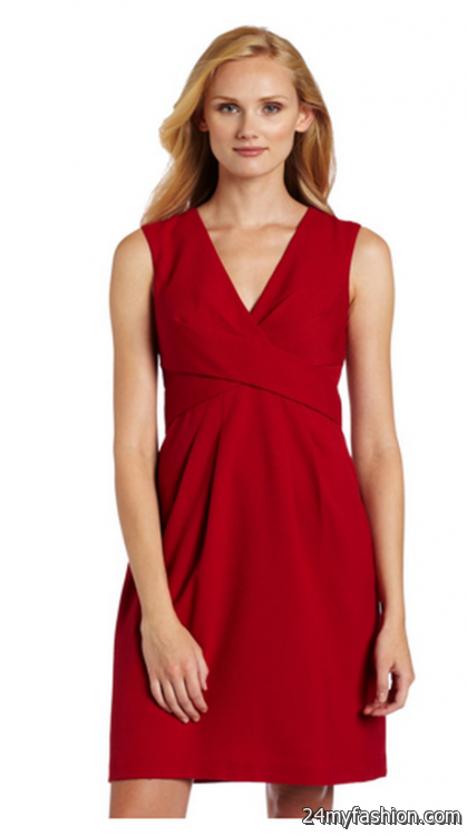 Womens red dresses review