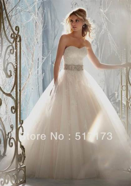 ball gown wedding dresses with sweetheart neckline and beading