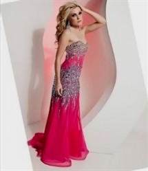 best pink prom dresses in the world