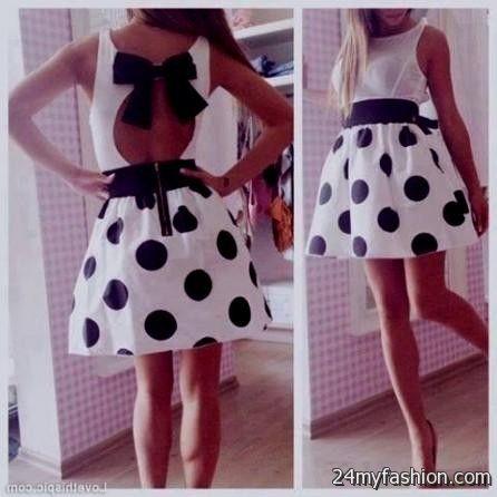 cute black dresses tumblr