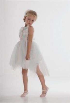 high low dresses for little girls