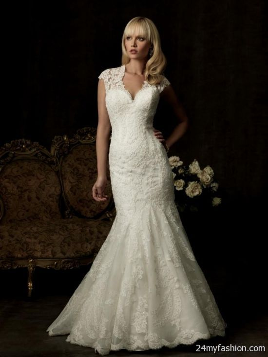 long fitted wedding dresses review