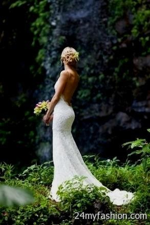 low back wedding dresses pinterest review