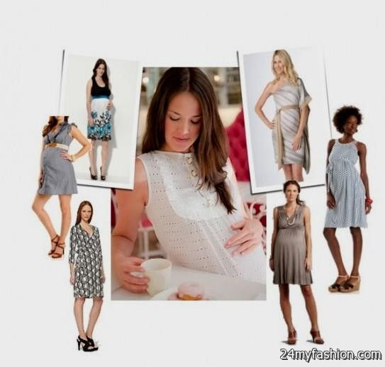 maternity dress for spring baby shower review