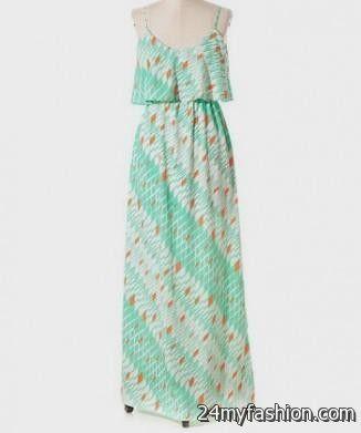 mint maternity maxi dress review