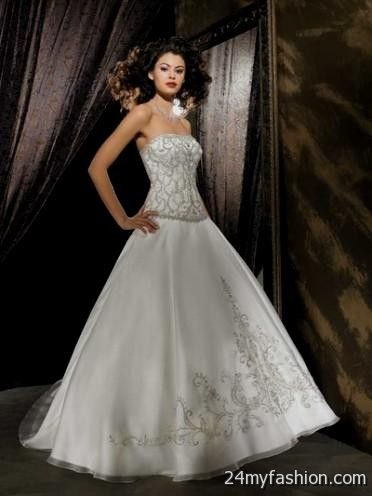most beautiful wedding dress in the world review