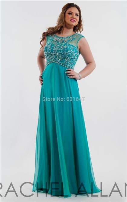 plus size teal cocktail dress