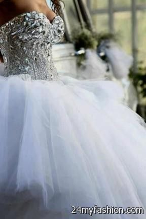princess wedding dress with bling review