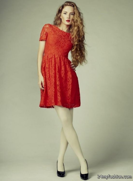 red lace dress forever 21 review