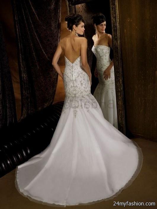 wedding dress sweetheart mermaid review