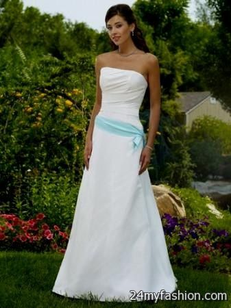 white bridesmaid dresses with colored sashes