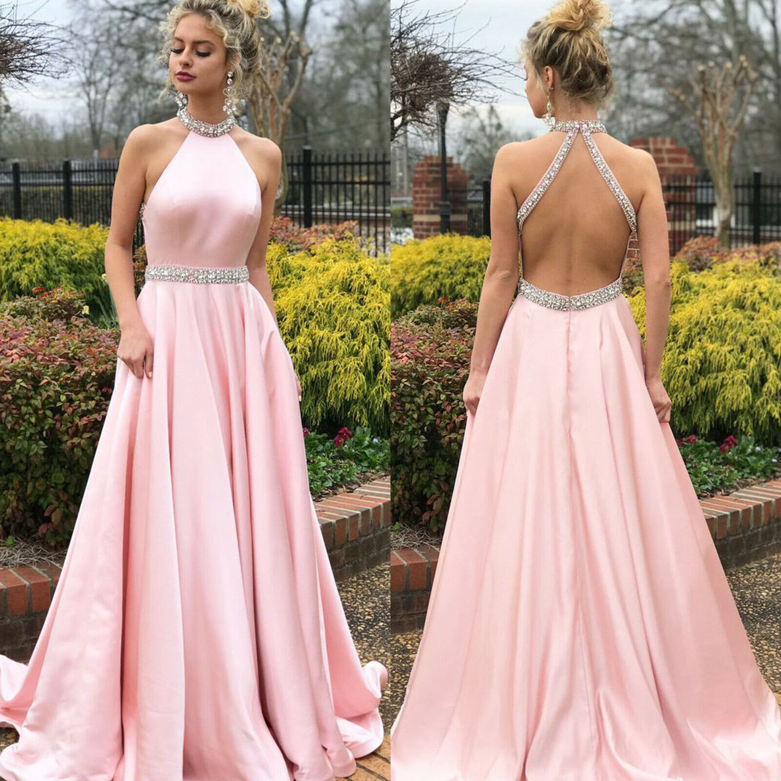 61c4b6638cb Maxi Dress Formal Dresses - Gomes Weine AG