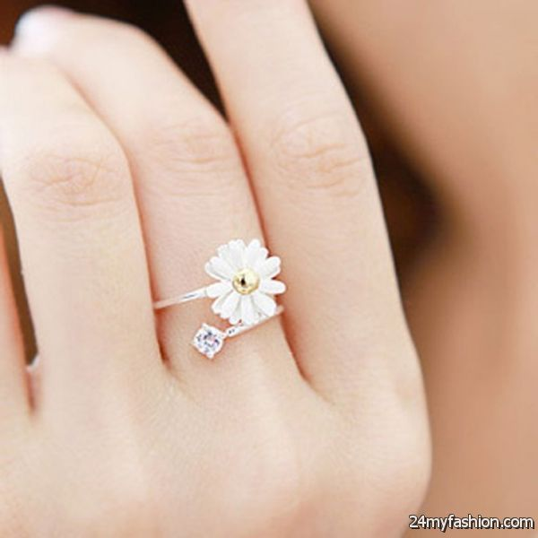 10 Creative and Unusual Ring Designs For Women 2019-2020