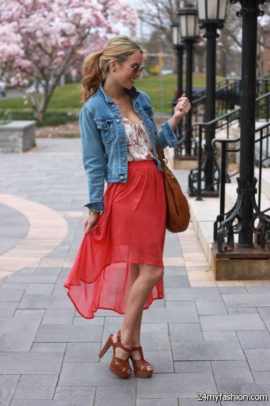 15 Ways to Style a Denim (Jean) Jacket 2019-2020   B2B Fashion