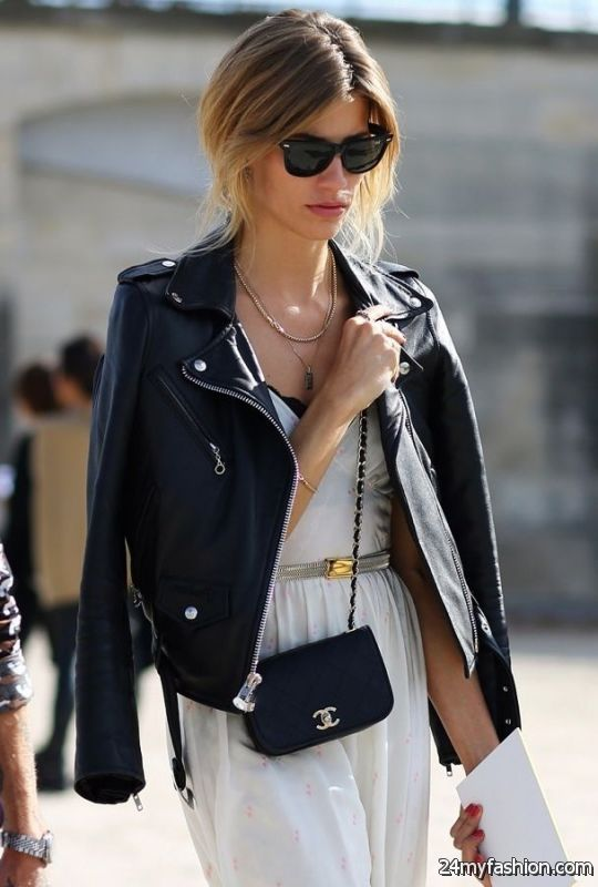 24 Reasons You Need a New Leather Jacket for Spring 2019 ...