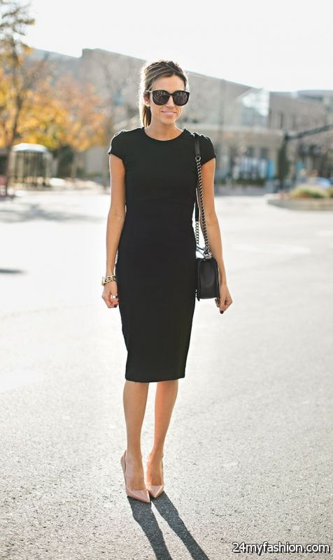 28 Black Dresses For Cocktail Parties 2019 2020 B2b Fashion