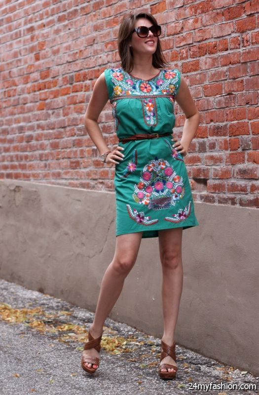 Bohemian Chic Dresses 2019-2020