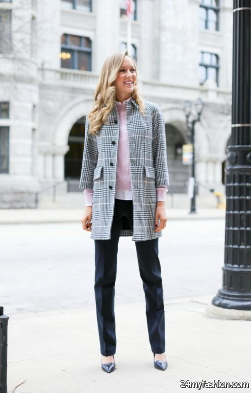 Business Casual Coats For Women 2019-2020