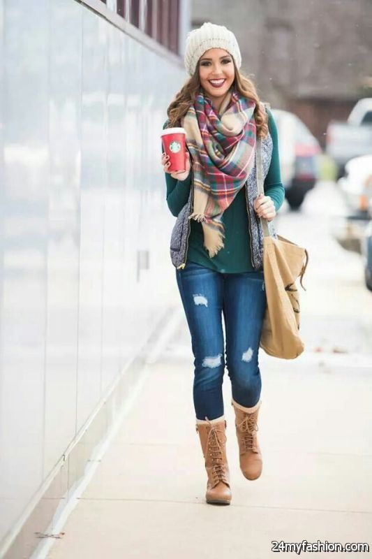Casual Winter Outfits For Women 2019,2020